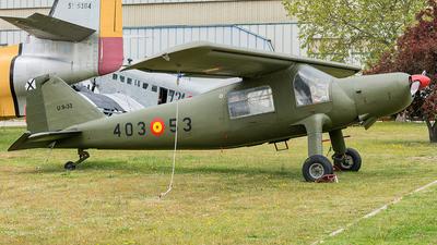 U.9-33 - CASA C-127 - Spain - Air Force