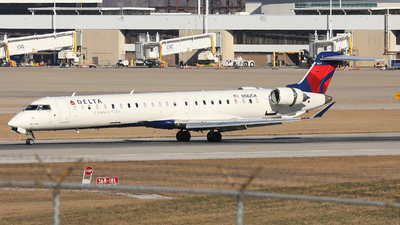 N582CA - Bombardier CRJ-900ER - Delta Connection (Endeavor Air)