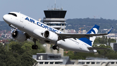 A picture of FHXKB - Airbus A320252N - Air Corsica - © DN280