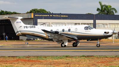 A picture of PRGRB - Pilatus PC12/47 - [856] - © DeltaFox Spotter