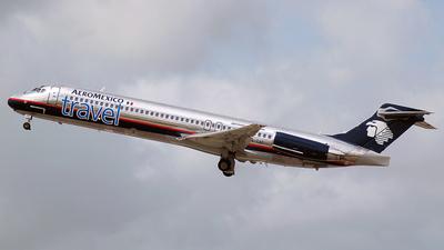 XA-TXC - McDonnell Douglas MD-87 - Aeroméxico Travel