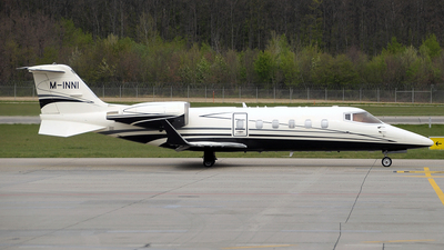 M-INNI - Bombardier Learjet 60 - Private