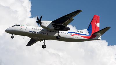 9N-AKQ - Xian MA-60 - Nepal Airlines
