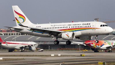 B-6438 - Airbus A319-115 - Tibet Airlines