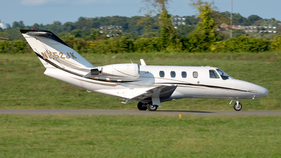 N252JK - Cessna 525 Citationjet CJ1 - Private