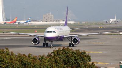 B-6790 - Airbus A320-232 - West Air
