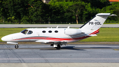 PR-VDL - Cessna 510 Citation Mustang - Private