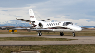 C-GRYC - Cessna 560 Citation Encore - Carson Air