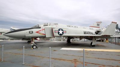 150628 - McDonnell Douglas F-4N Phantom II - United States - US Navy (USN)