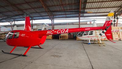 HC-CQA - Robinson R44 Clipper - Private