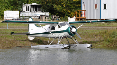 N777JX - De Havilland Canada DHC-2 Mk.I Beaver - Private