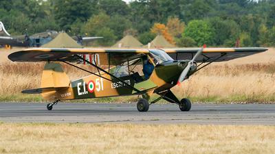 G-BJTP - Piper PA-18-105 Super Cub - Private