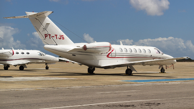 PT-TJS - Cessna 525B CitationJet 3 - Icon Aviation