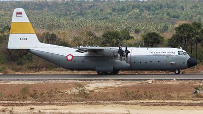 A-1314 - Lockheed L-100-30 Hercules - Indonesia - Air Force