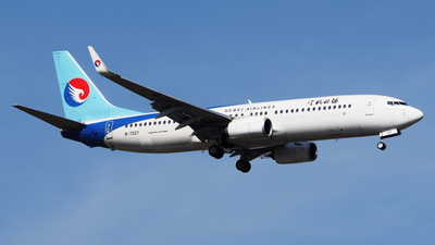 B-7227 - Boeing 737-8LW - Hebei Airlines