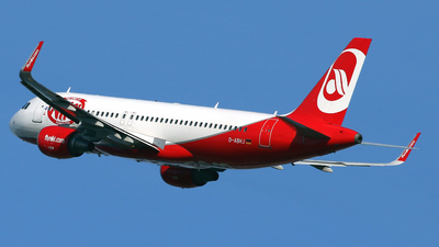 D-ABHJ - Airbus A320-214 - Air Berlin