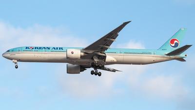 HL8009 - Boeing 777-3B5ER - Korean Air