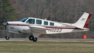 N1122Z - Beech A36 - Private