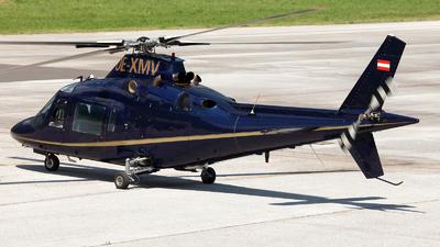 OE-XMV - Agusta A109CM - Private