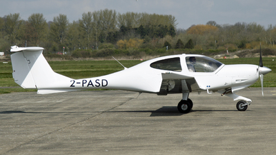 2-PASD - Diamond DA-40D Diamond Star - Tesla Aviation