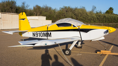 N910MM - Vans RV-9A - Private