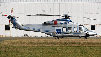 OY-HVB - Agusta-Westland AW-139 - Bel Air Helicopters