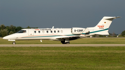 D-CDRF - Bombardier Learjet 45XR - DRF Luftrettung