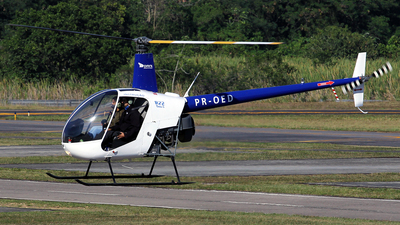PR-OED - Robinson R22 Beta - Omni Escola de Aviação Civil