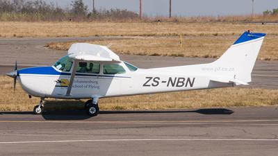 ZS-NBN - Cessna 172P Skyhawk - Private