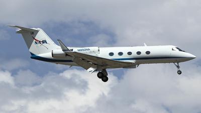 N992NA - Gulfstream G-III - United States - National Aeronautics and Space Administration (NASA)