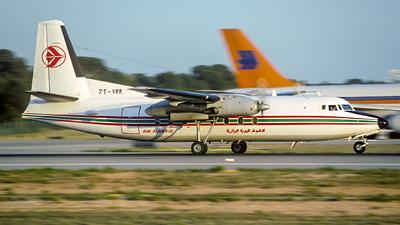7T-VRR - Fokker F27-400M Troopship - Air Algérie