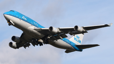 PH-BFI - Boeing 747-406(M) - KLM Royal Dutch Airlines