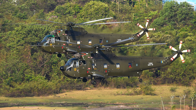 M23-16 - Sikorsky S-61A-4 Nuri - Malaysia - Air Force