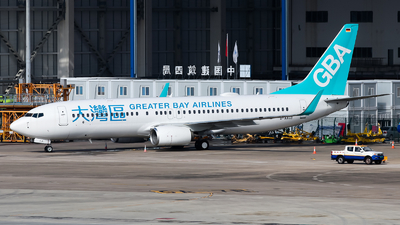 D-AAGB - Boeing 737-8JP - Greater Bay Airlines