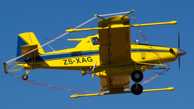 ZS-XAG - Air Tractor AT-502B - Xcalibur Airborne Geophysics