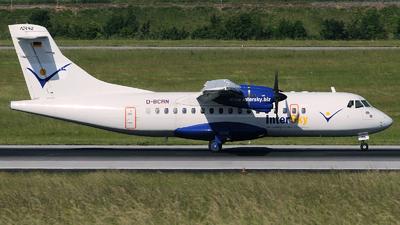 D-BCRN - ATR 42-300 - Intersky (Avanti Air)