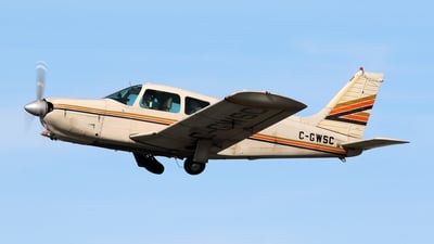 A picture of CGWSC - Piper PA28R200 - [28R7635260] - © Michael Durning