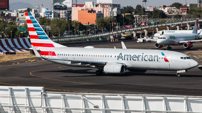 A picture of N971AN - Boeing 737823 - American Airlines - © Hector Montes de Oca