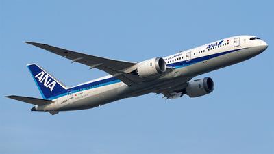 JA839A - Boeing 787-9 Dreamliner - All Nippon Airways (Air Japan)