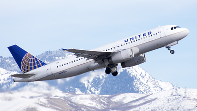 A picture of N441UA - Airbus A320232 - United Airlines - © Michael Rodeback