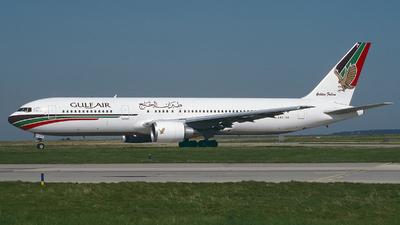 A4O-GO - Boeing 767-3P6(ER) - Gulf Air