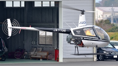 JA7736 - Robinson R22 Beta - Private