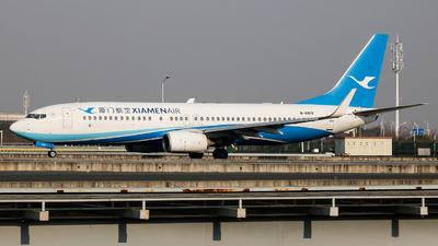 B-6819 - Boeing 737-85C - Xiamen Airlines