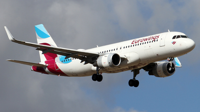 A picture of DAEWW - Airbus A320214 - Eurowings - © Alfonso Solis