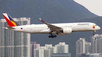 RP-C3508 - Airbus A350-941 - Philippine Airlines