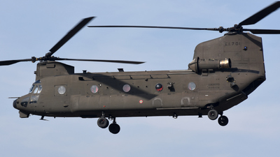MM81778 - ICH-47F Chinook - Italy - Army