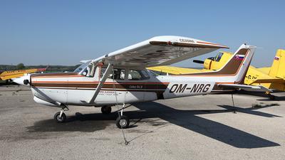 OM-NRG - Cessna 172RG Cutlass RG II - Aero Slovakia