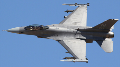 86-0280 - General Dynamics F-16C Fighting Falcon - United States - US Air Force (USAF)
