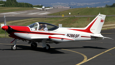 N266SF - SIAI-Marchetti SF260 - Private