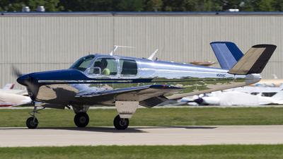 N5256C - Beechcraft B35 Bonanza - Private
